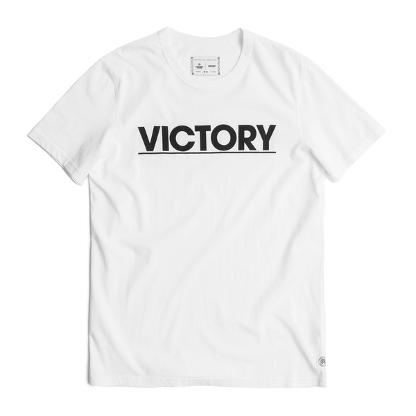Reigning Champ x Victory Set-In Tee Ringspun Jersey