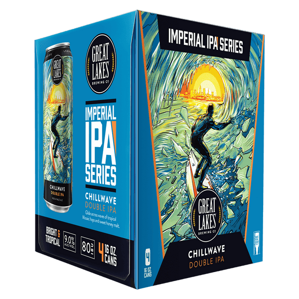 Great Lakes Chillwave 4-pack