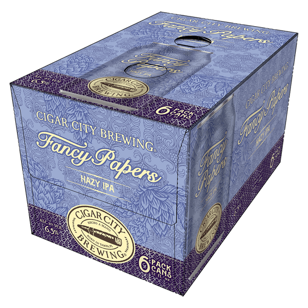 Cigar City Fancy Papers 6-pack