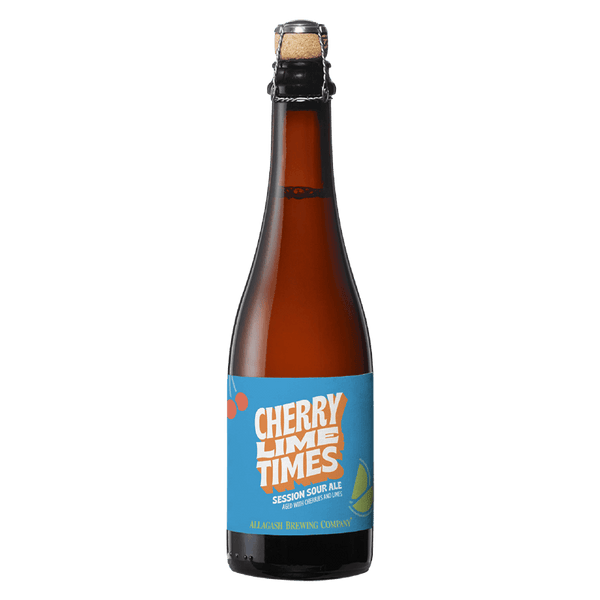 Allagash Cherry Lime Times 375ml