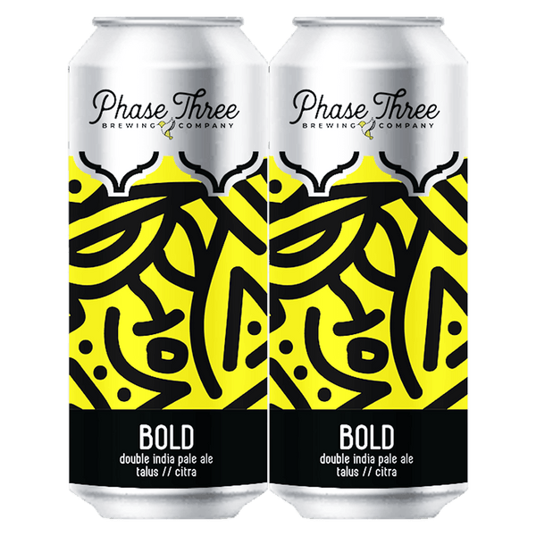 Phase Three Bold 4-pack