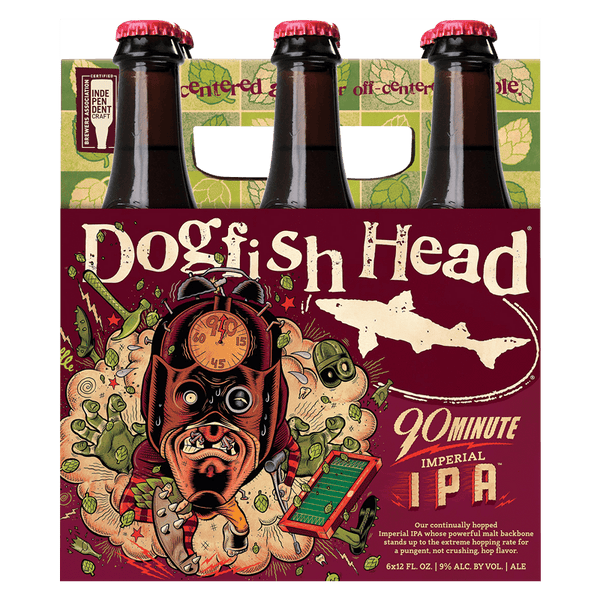 Dogfish Head 90 Minute 6-pack Lockport