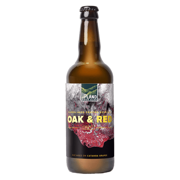 Upland Oak & Red 500ml