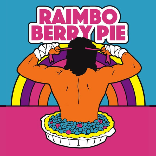 Illuminated Brew Works Raimbo Berry Pie 4-pack