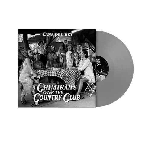 Chemtrails Over the Country Club Exclusive Grey Vinyl