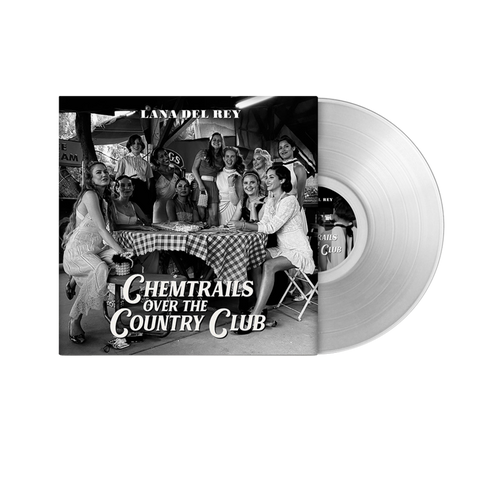 Chemtrails Over the Country Club Exclusive Transparent Vinyl