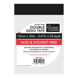 Couture Creations Double Sided tape. 12mm x50m