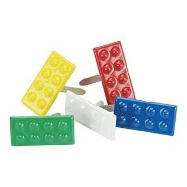 building blocks Brads 12  pieces