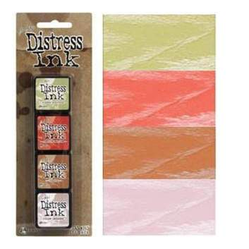 Distress Inks Mini Sets - Set 11