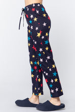 Star Print Cotton Pajama