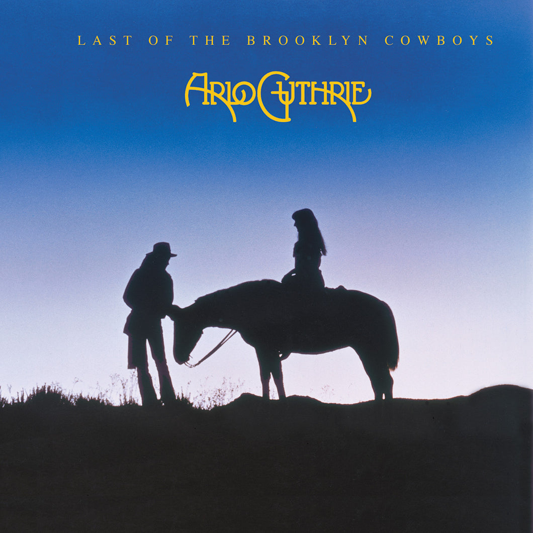 Last of the Brooklyn Cowboys (1973) CD