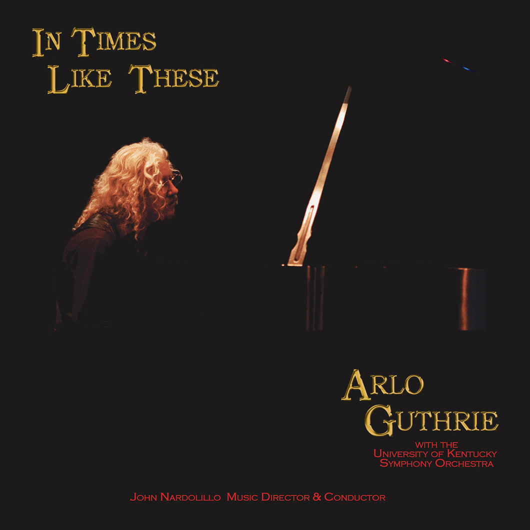 In Times Like These (2007) CD