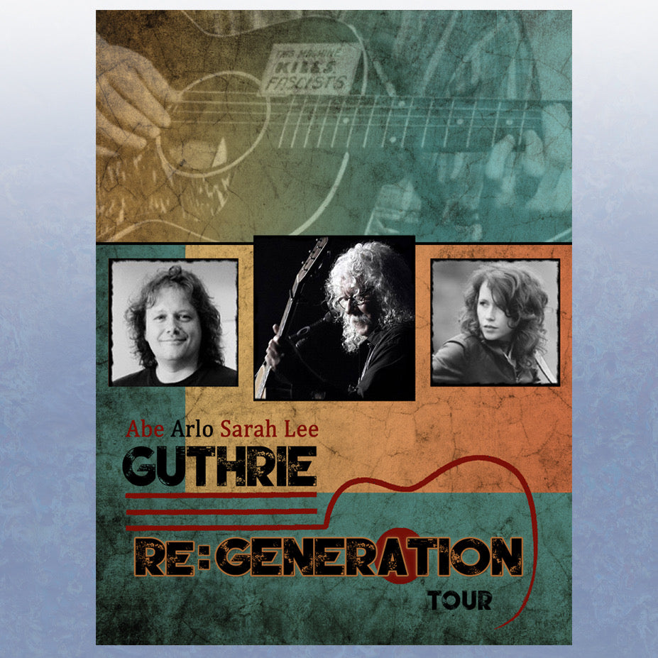 Re:Generation Tour Poster