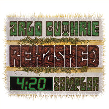 Load image into Gallery viewer, Rehashed 4:20 Sampler CD (2013) CD