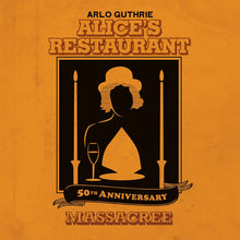 Load image into Gallery viewer, Alice's Restaurant 50th Anniversary Massacree (2016) CD