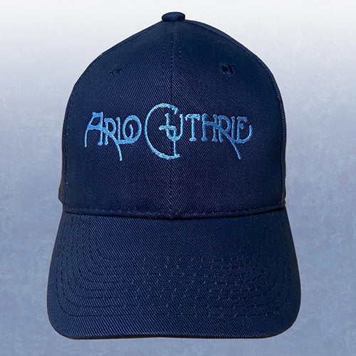 Arlo Guthrie Embroidered Cap