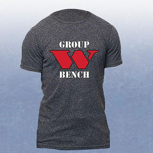 Group W Charcoal T-shirt