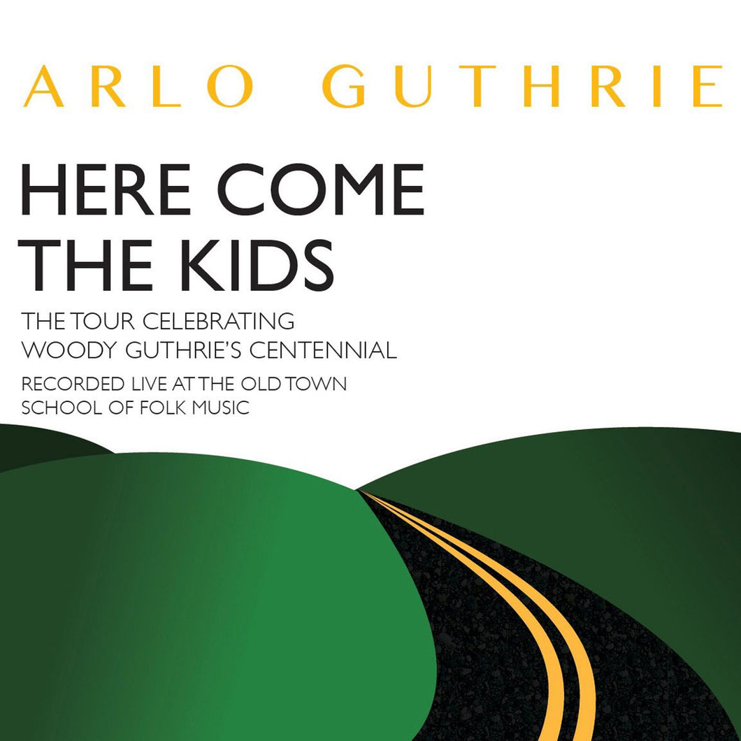 Here Come The Kids (2014) CD