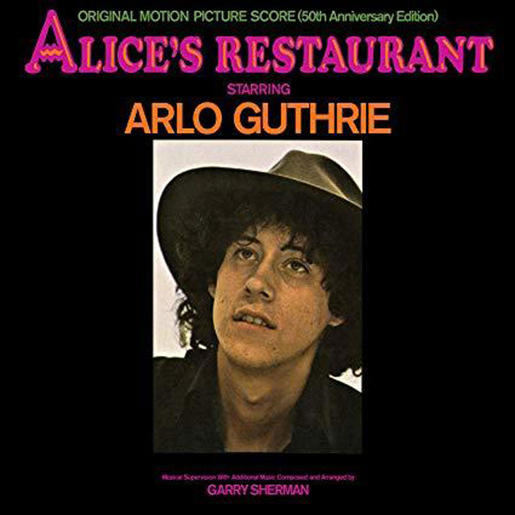 Alice's Restaurant: Original MGM Motion Picture Soundtrack (50th Anniversary Edition) - VINYL