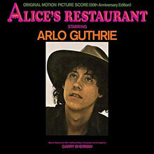 Load image into Gallery viewer, Alice's Restaurant: Original MGM Motion Picture Soundtrack (50th Anniversary Edition) - CD