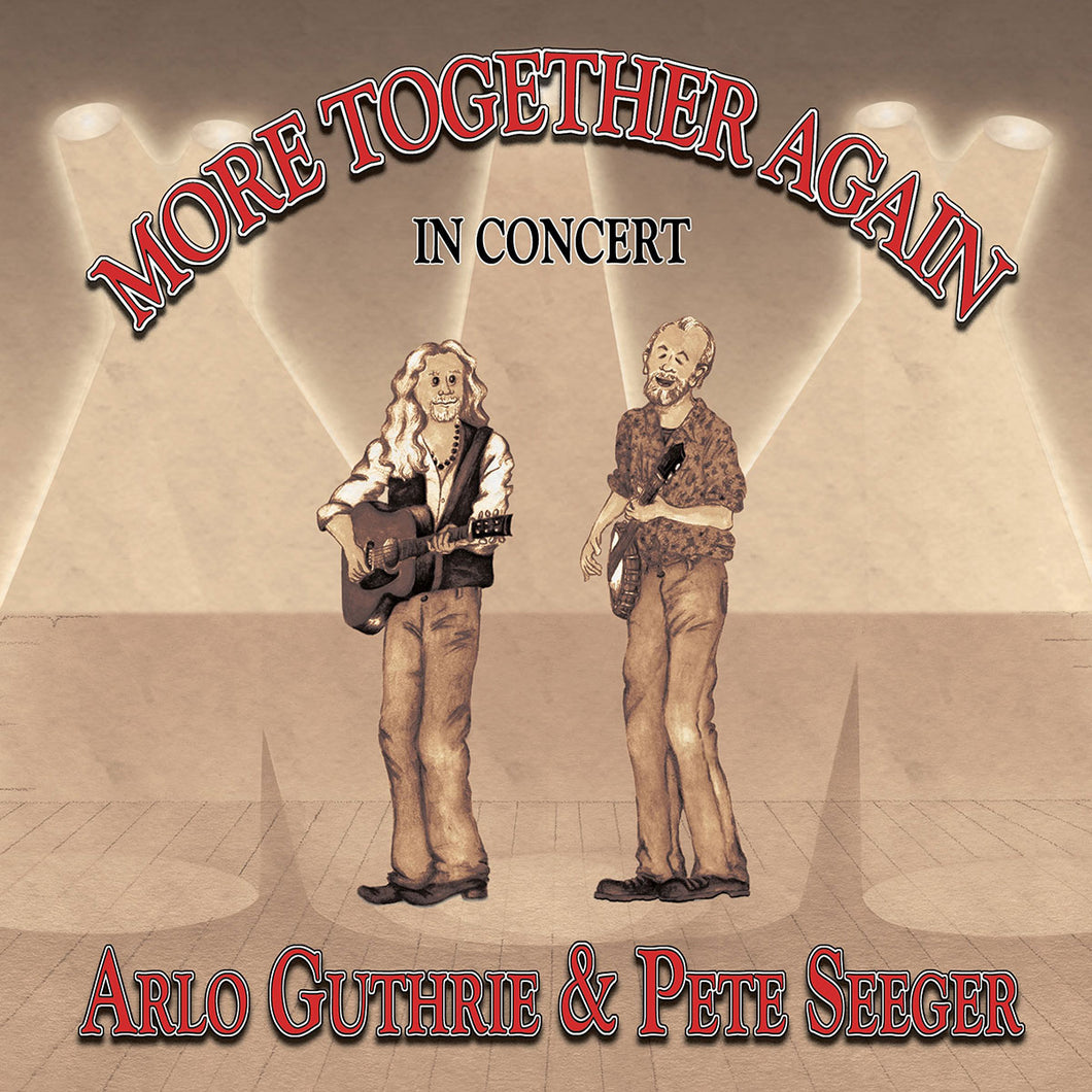 Arlo Guthrie & Pete Seeger - More Together Again (1994) CD