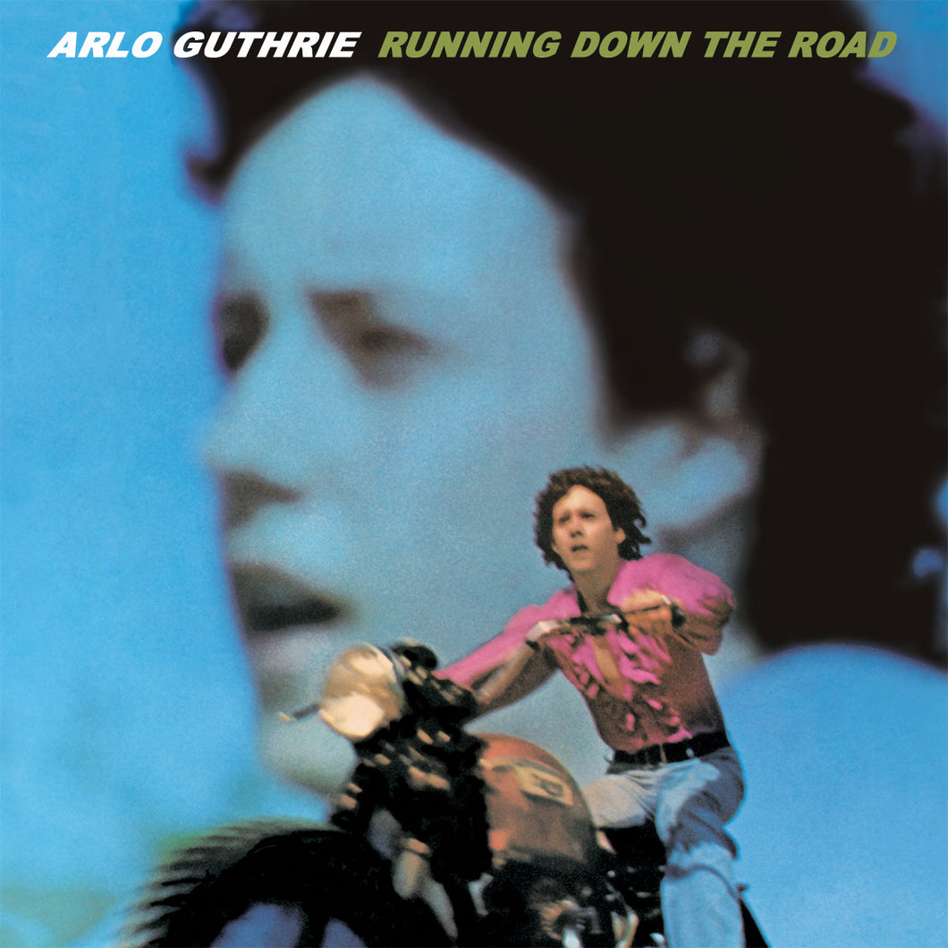 Running Down the Road (1969) CD