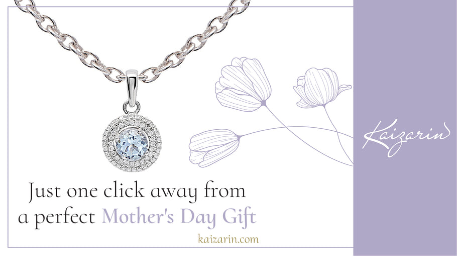 Mother's day jewellery gift ideas