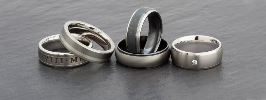Rings for Men: A Brief Guide on How Men Can Wear Rings