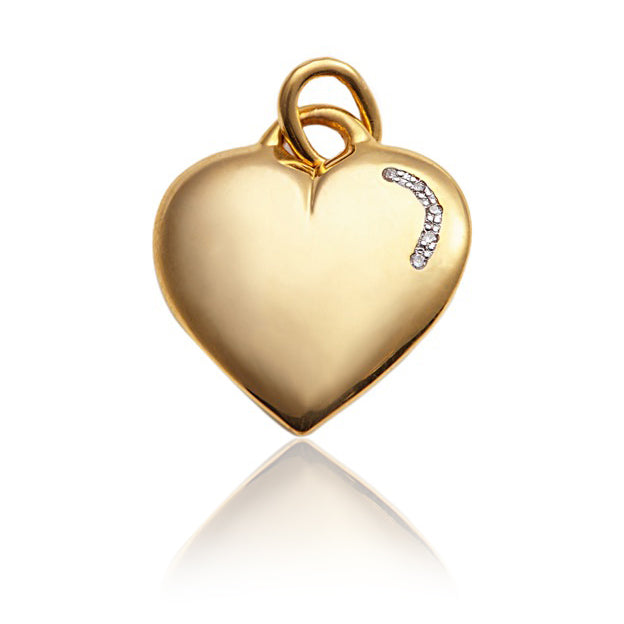 True Love Engravable Pendant