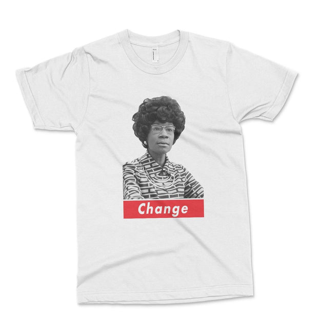 Change T-Shirt Old News Co. White XS
