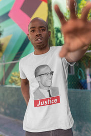 Justice T-Shirt Old News Co.
