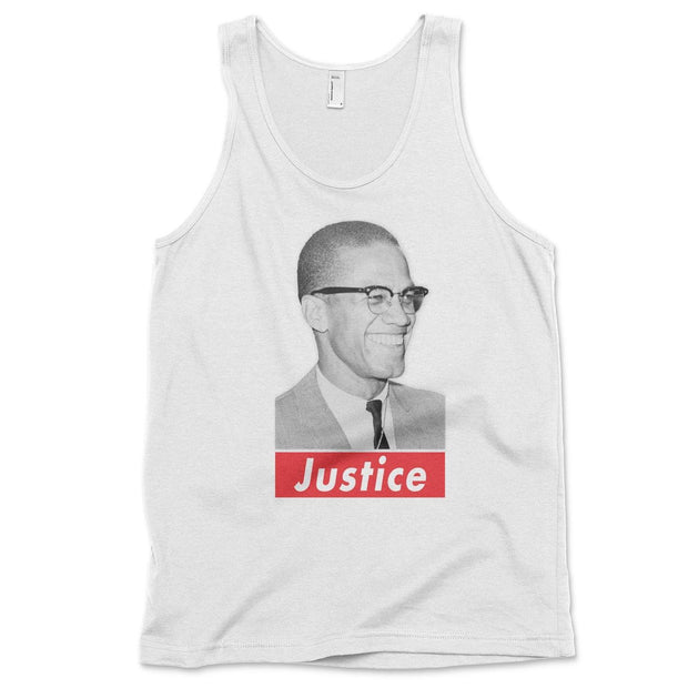 Justice tank top Tank Top Old News Co. White XS
