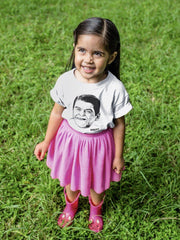 Morning Again in America Toddler/Kids Tee Kids Shirt Reelect Reagan