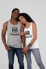 We Are Immigrants tank top Tank Top Old News Co.