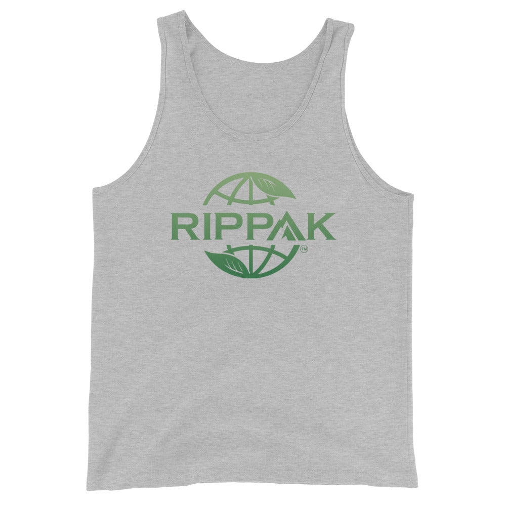 Gray RipPak Tank Top