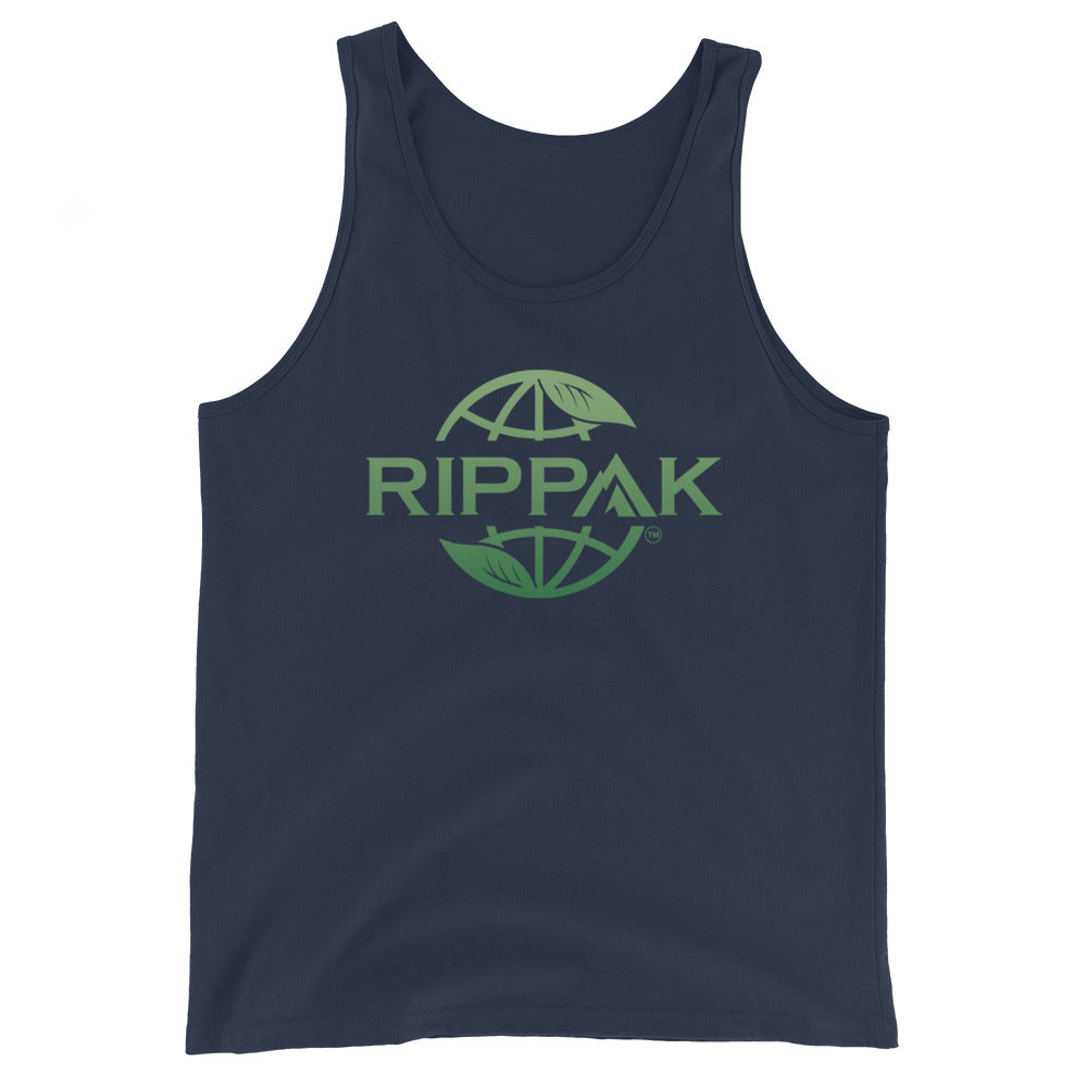 Blue RipPak Tank Top