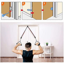 Load image into Gallery viewer, 11 Piece Resistance Band Home Exercise Kit