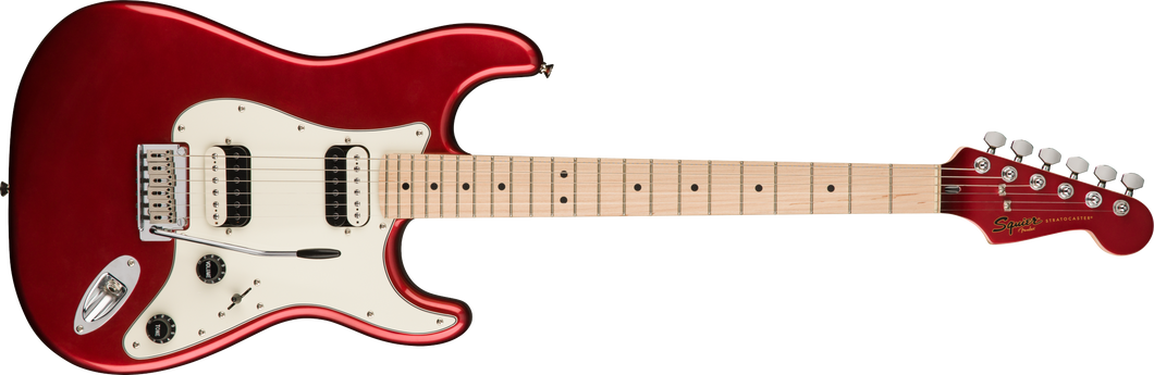 Squier Contemporary Stratocaster® HH Metallic Red