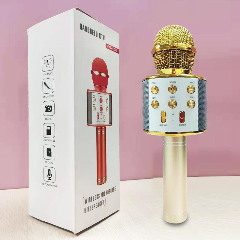Bluetooth Karaoke Mic - BEST SELLER