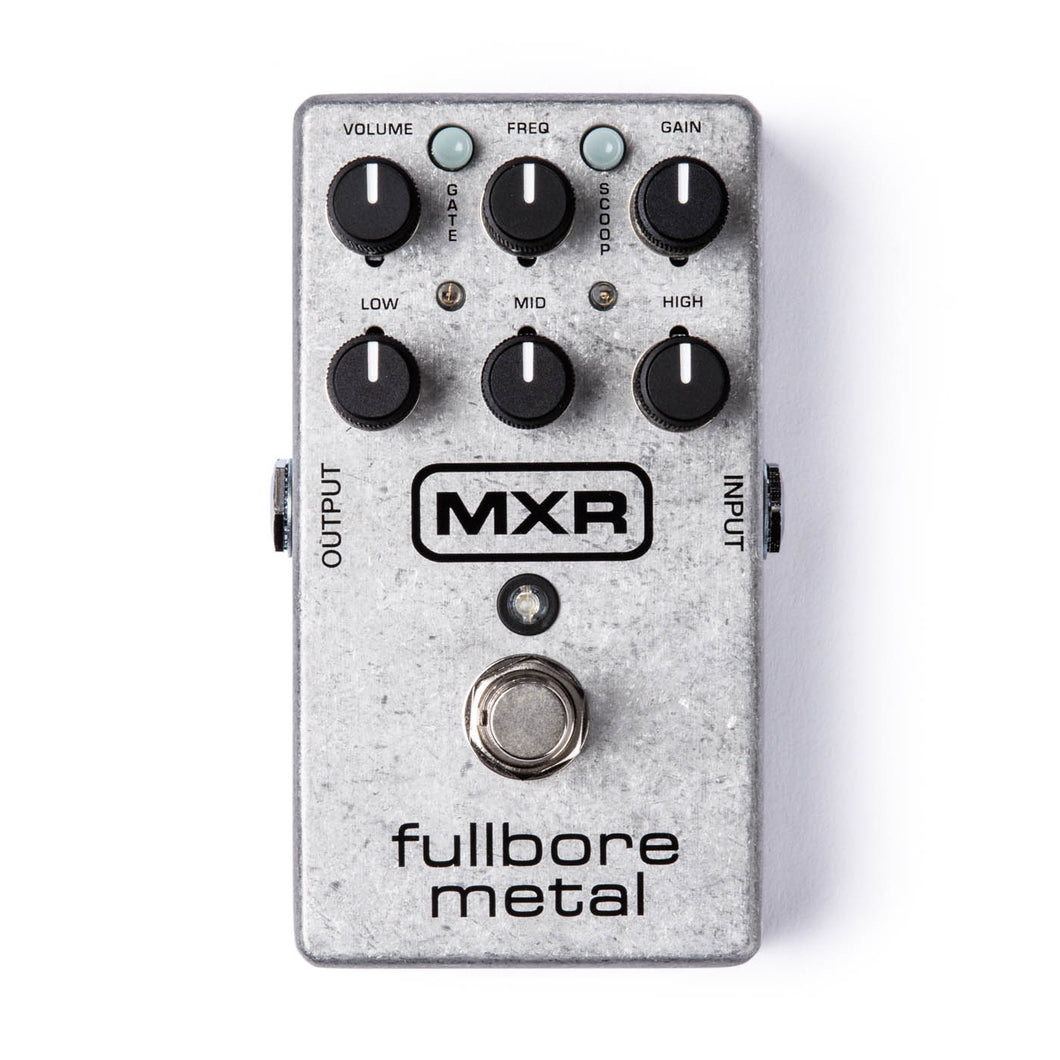 MXR® Fullbore® Metal Distortion