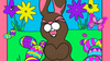 Easter Bunny Colouring Contest
