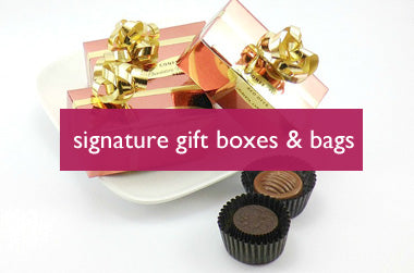 Assorted Gift Boxes & Bags