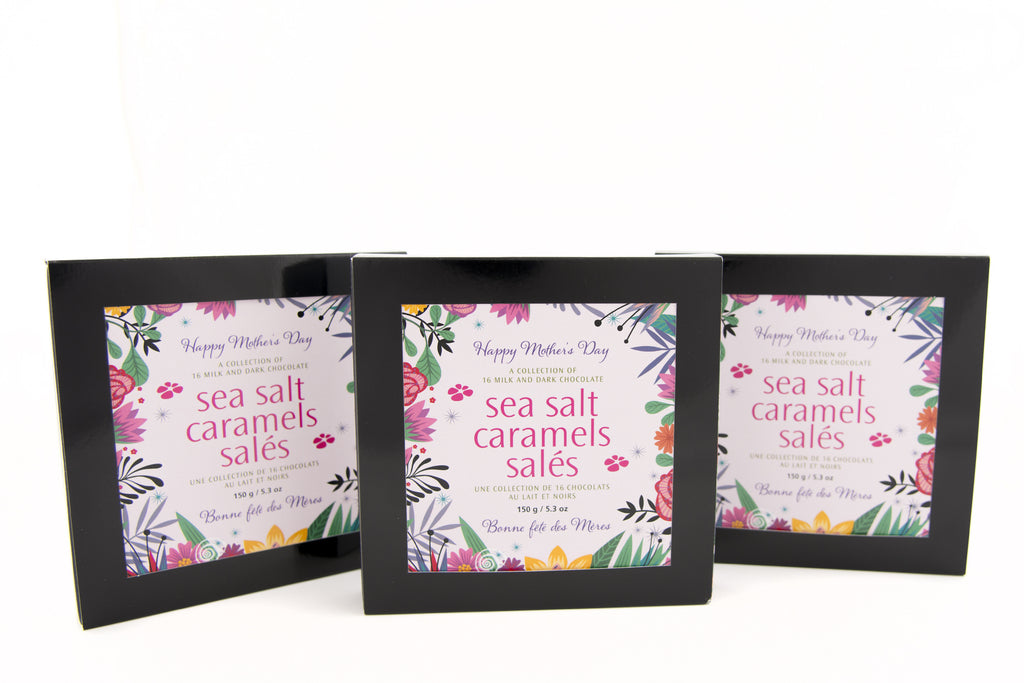 Sea Salt Caramel Collection