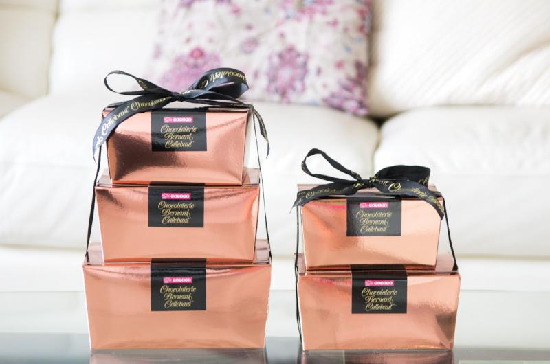 Signature Copper Boxes & Bags