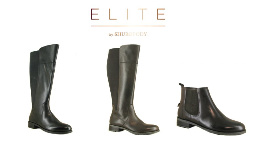 Healthy Footwear Guide approved boots by our Elite Shuropody range