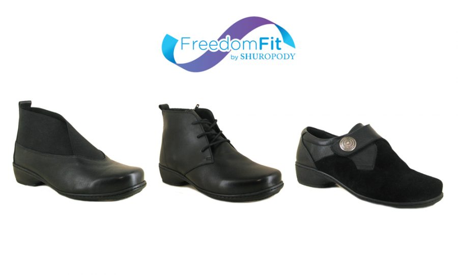 Freedom Fit by Shuropody shoes