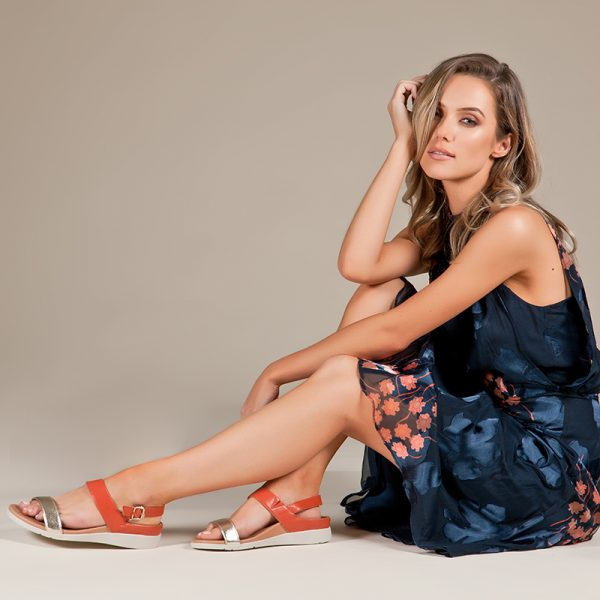 Lucia Sunset Sandals by Strive Footwear