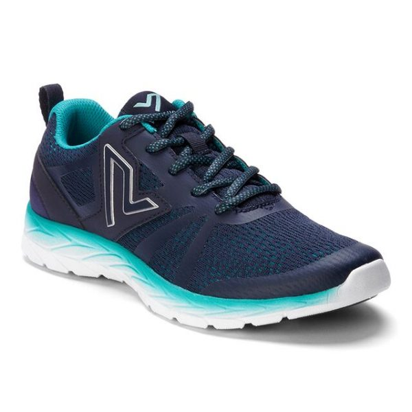 Vionic Brisk Miles Fitness Trainers in Navy