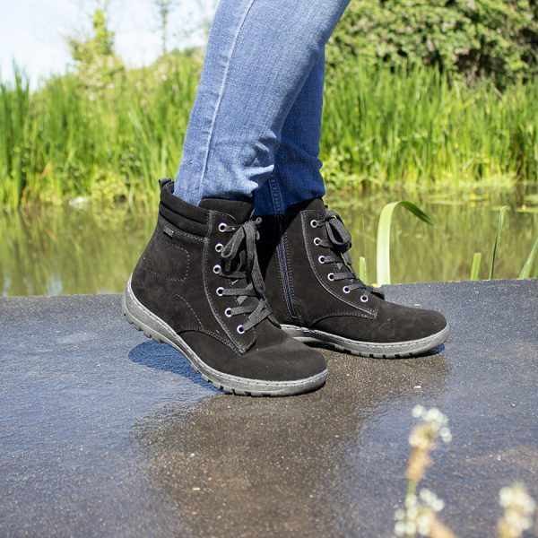 Roxie Lace-Up Boots
