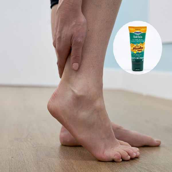 Moisturising regularly when looking after your feet